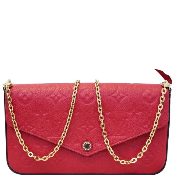 Louis Vuitton Handbags - LOUIS VUITTON POCHETTE FELICIE MONOGRAM EMPREINTE